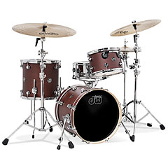 "DW Performance 18"" Tobacco Satin Oil « Batterie acoustique"