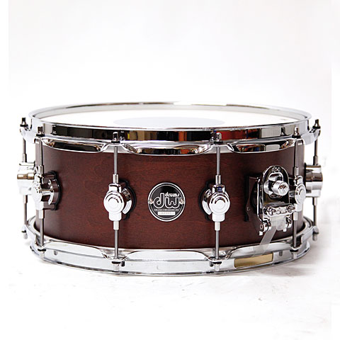"Caisse claire DW Performance 14"" x 6,5"" Tobacco Satin Oil"