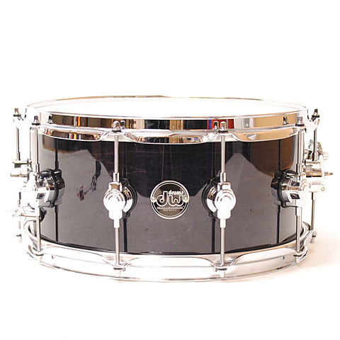 "DW Performance 14"" x 6,5"" Ebony Stain"