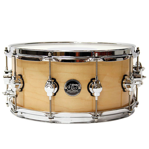 "Snare Drum DW Performance 14"" x 6,5"" Natural Lacquer"