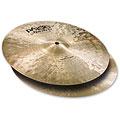 """HiHat-Cymbal Paiste Masters 15"""" Dark HiHat"""