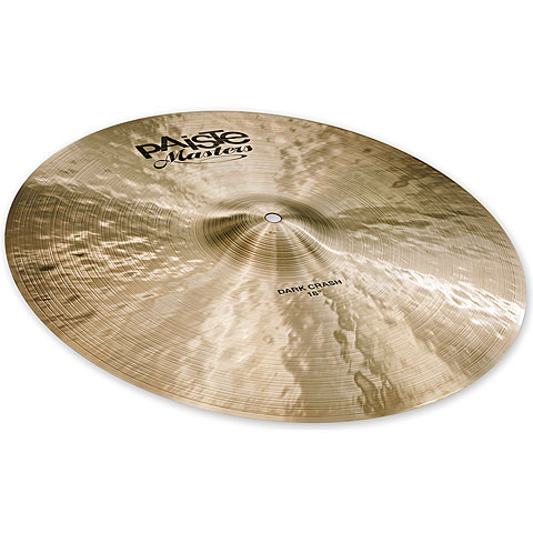 Paiste Masters 18  Dark Crash