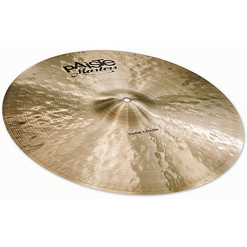 "Crash Paiste Masters 20"" Dark Crash"