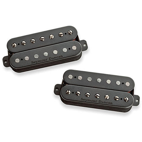Pickup E-Gitarre Seymour Duncan Nazgul/Sentint 7 string Set Black