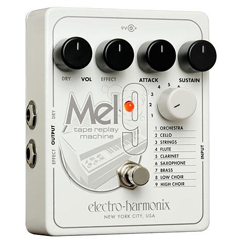 Pedal guitarra eléctrica Electro Harmonix Mel9