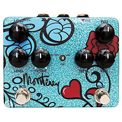 Keeley Monterey Rotary Fuzz Vibe « Guitar Effect
