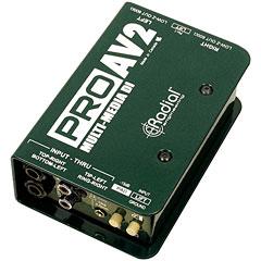 Radial Pro AV2 « DI-Box