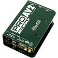 DI-Box/splitter Radial Pro AV2