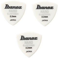 Ibanez BEL4HD22 Elastomer Triangel Pick, 2,2 mm « Médiators