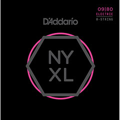 D'Addario NYXL0980 8-String Set