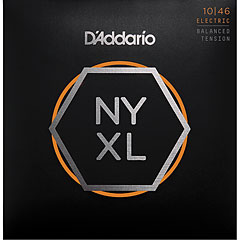 D'Addario NYXL1046BT Balanced Tension Set « Corde guitare électrique