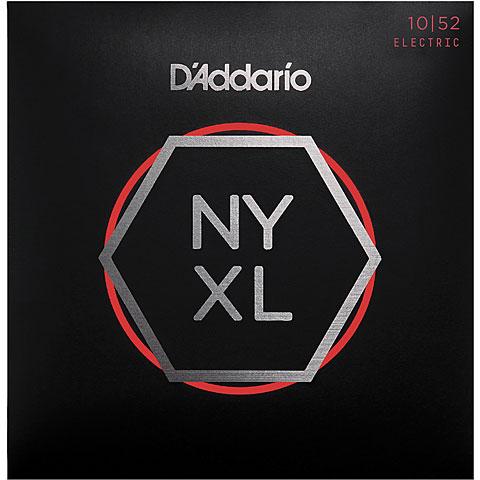 Saiten E-Gitarre D'Addario NYXL1052 Set
