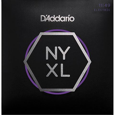 Cuerdas guitarra eléctr. D'Addario NYXL1149 Set