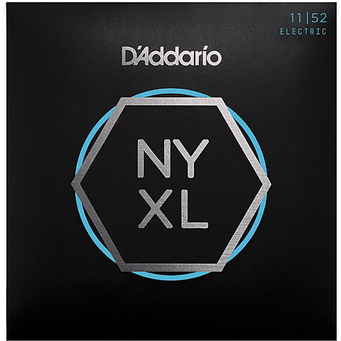 Corde guitare électrique D'Addario NYXL1152 Set