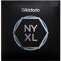 D'Addario NYXL1152 Set « Corde guitare électrique
