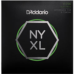 D'Addario NYXL1156 Set « Electric Guitar Strings