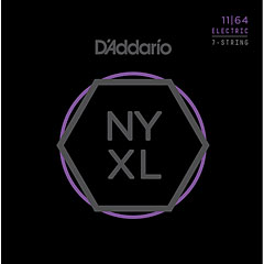 D'Addario NYXL1164 7-String Set