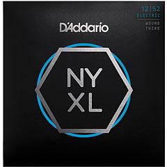 D'Addario NYXL1252W Set « Corde guitare électrique