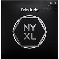 D'Addario NYXL1260 Set « Corde guitare électrique