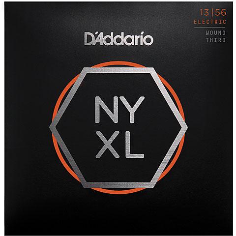 Cuerdas guitarra eléctr. D'Addario NYXL1356W Set