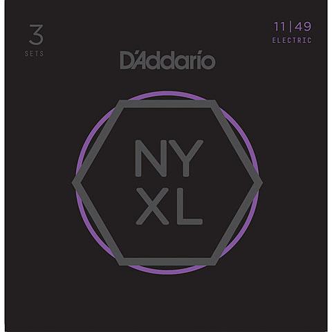 D'Addario NYXL1149-3P 3-Pack