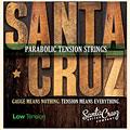 Set di corde per chitarra western e resonator Santa Cruz LowTension