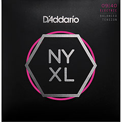 D'Addario NYXL0940BT Balanced Tension Set « Saiten E-Gitarre