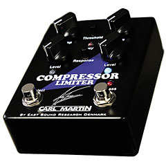 Carl Martin Andy Timmons Signature Compressor « Effectpedaal Gitaar