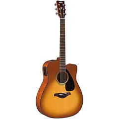 Yamaha FGX800 SDB « Westerngitarre