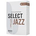 Reeds D'Addario Select Jazz Unfiled Alto Sax 2S