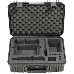 SKB iSeries 1711-SEW Sennheiser EW Wireless « Case de transporte