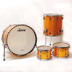"Ludwig Classic Maple 22"" Gold Sparkle « Batería"