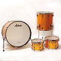 "Set di batterie Ludwig Classic Maple 22"" Gold Sparkle, Batterie, Batteria & Percussione"