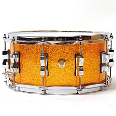 "Ludwig Classic Maple 14"" x 6,5"" Gold Sparkle « Caja"