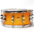 "Ludwig Classic Maple 14"" x 6,5"" Gold Sparkle « Werbel"