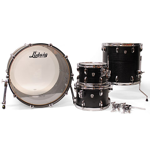 Ludwig KeystoneX 22  Night Oak