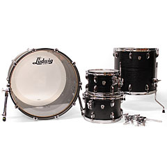 "Ludwig KeystoneX 22"" Night Oak « Batterie acoustique"