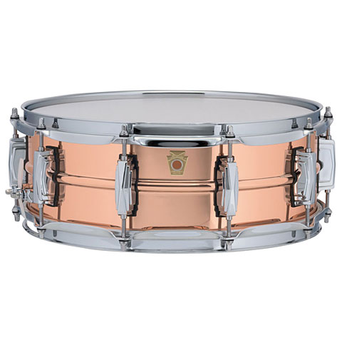 "Ludwig Copper Phonic LC660 14""x5"""