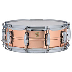 "Ludwig Copper Phonic 14"" x 5"" Snare « Snare drum"