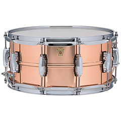 "Ludwig Copper Phonic LC662 14""x 6,5"" « Snare"