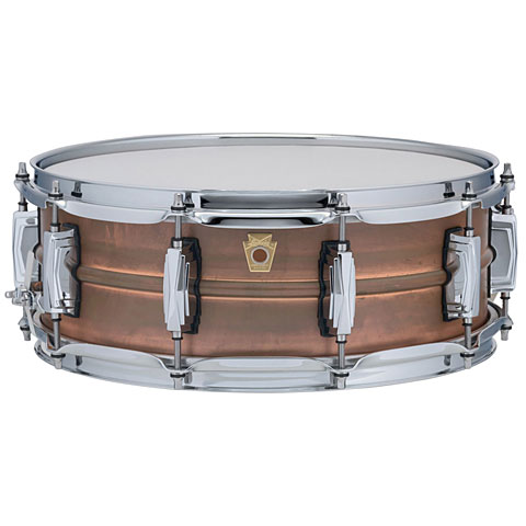 "Ludwig Copper Phonic LC661 14""x 5"" Raw"