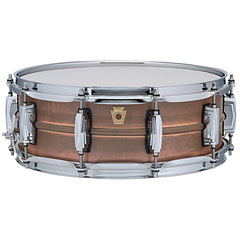 "Ludwig Copper Phonic LC661 14""x 5"" Raw « Caisse claire"