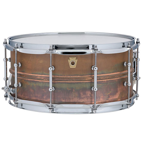 Ludwig Copper Phonic LC663T 14 x 6,5  Raw