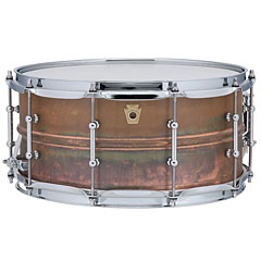 "Ludwig Copper Phonic LC663T 14""x 6,5"" Raw « Caja"