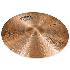 "Paiste 2002 Black Big Beat 20"" Single « Πιατίνια Ride"