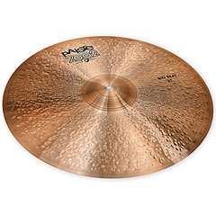 "Paiste 2002 Black Big Beat 21"" Single « Cymbale Ride"