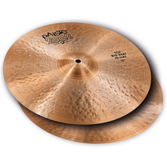 "Paiste 2002 Black Big Beat 15"" HiHat « Hi Hat"