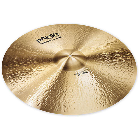 Paiste Formula 602 Modern Essentials 24  Ride