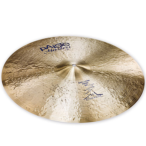 "Ride Paiste Masters Masters 20"" Mellow Ride ""Blue Bird"""