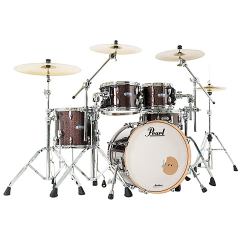 Pearl Masters Maple Complete 20  Burnished Bronze Sparkle